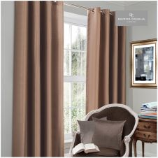 BLACKOUT CURTAIN 66X54 OYSTER@