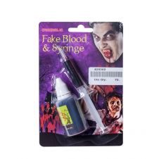 Blood and Syringe