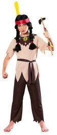 Boys Native American Indian Costume