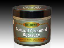 Briwax Natural Creamed Beewax - 250ml
