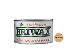 Briwax Natural Wax - 400g Rustic Pine