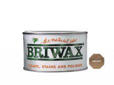 Briwax Natural Wax - 400g Walnut