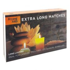 Bryant & May Extra Long Safety Matches - Box 45