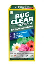 BugClear Concentrate (Non Neonicotinoid) - 200ml