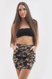 Camo Ladies Skirt