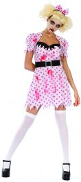 Candy Zombie Girl Costume