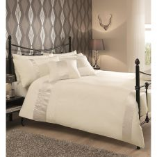 CAPRICE DUVET SET CREAM