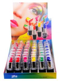 Change Colour Lipstick Tray of 48 Pcs