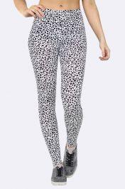 Cheetah Print Full Length Leggings