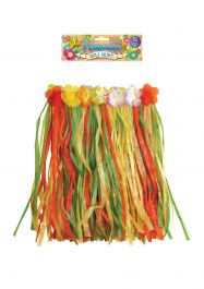 Child Hula Skirt W/flowers 56cm(w) 43cm(l)