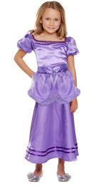 Child Purple Princess Costume