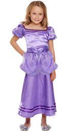 Child Purple Princess Costume