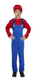 Boys Cheeky Plumber Costume