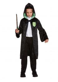 Child Wizard Boy Evil