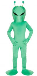 Children Alien Costume