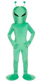 Children Alien Costume