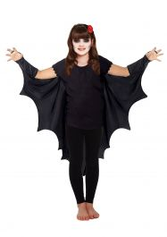 Children Bat Cape