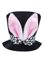 Children Bunny  Ears Tea Party Hat