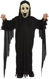 Children Demon Ghost Costume