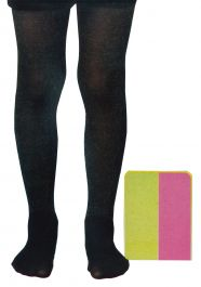 Children Glitter Tights 3 Assorted