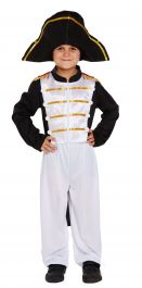 Children Napoleon Boy Costume