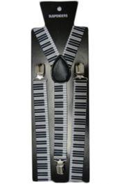 Children Piano Printed Braces