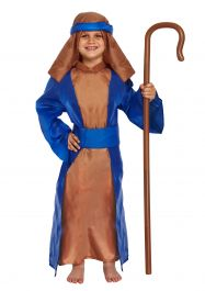 Children Shepherd Blue Costume