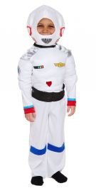 Children Space Boy Costume