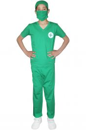 Children Surgeon Costume