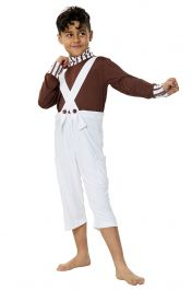 Children Factory Worker Costume