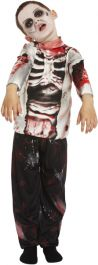 Children Zombie Costume