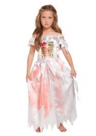 Children Zombie Daughter Costume