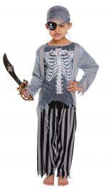 Children Zombie Pirate Costume