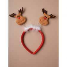 Christmas Reindeer Deeley Boppers