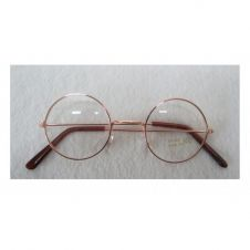Clear Lemmon Glasses