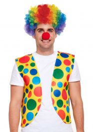 Clown Vest Adult