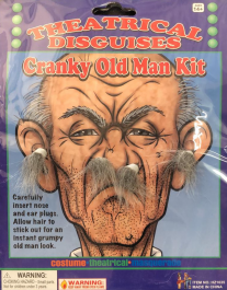 Cranky Old Man Kit