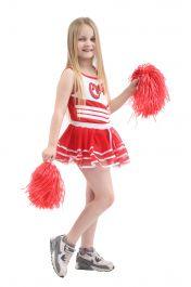Crazy Chick Girls Cheers Skirt