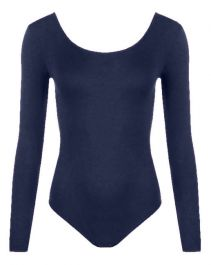 Crazy Chick Girls Navy Blue Leotard