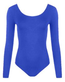 Crazy Chick Girls Royal Blue Leotard