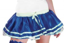 Crazy Chick Sexy 3 Layers Sailor TuTu Skirt