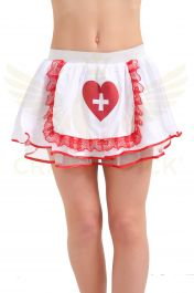 Crazy Chick Sexy Nurse TuTu Skirt