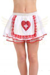 Crazy Chick Sexy Nurse TuTu Skirt