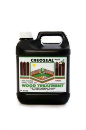 Creoseal Creosote Substitute Dark - 4L