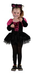 Cutie Kitty Toddler Costume