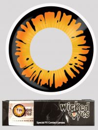 Wicked Eyes Daily Fashion Lenses Bella