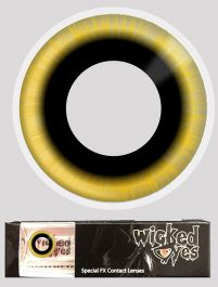 Wicked Eyes Daily Fashion Lenses Eclipse
