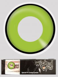 Wicked Eyes Daily Fashion Lenses Frankenstein