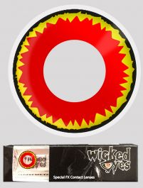 Wicked Eyes Daily Fashion Lenses Vampire