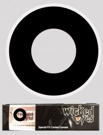 Wicked Eyes Daily Black Magic Fashion Lenses